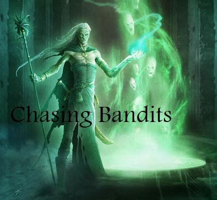Chasing bandits