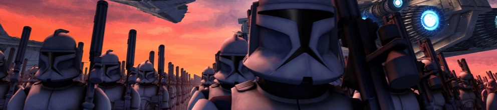 Clone wars clones banner 01