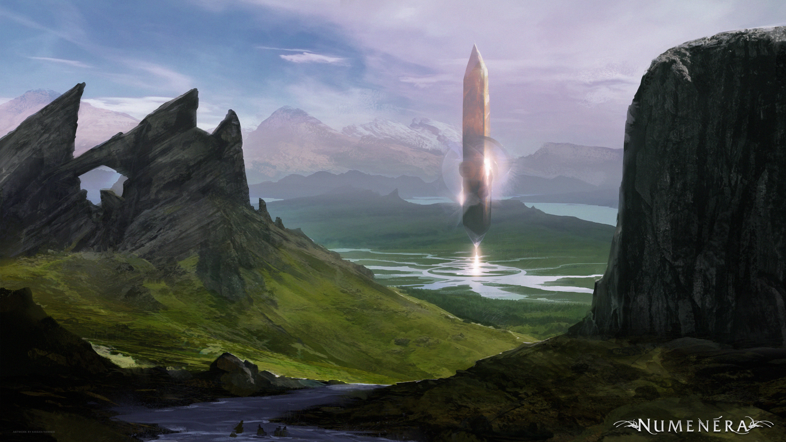 Torment tides of numenera fantasy game sci fi   r 2560x1440