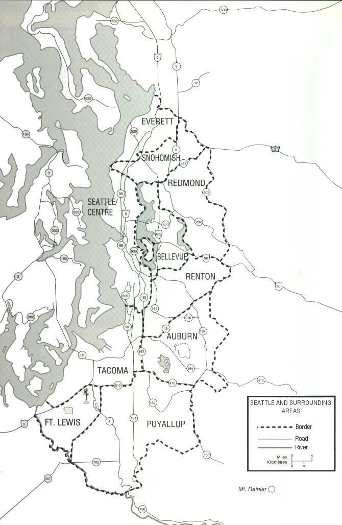 City Regions | Shadowrun Seattle 2050 | Obsidian Portal