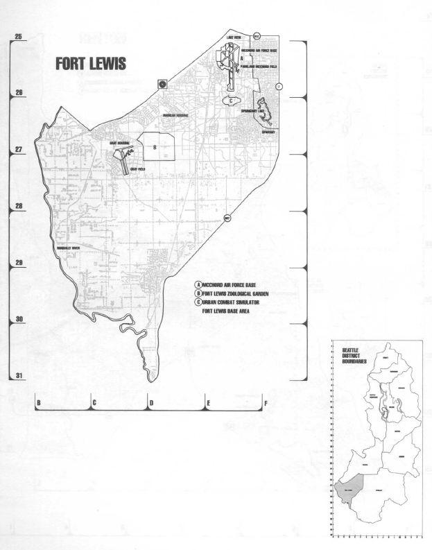 Fort Lewis | Shadowrun Seattle 2050 | Obsidian Portal