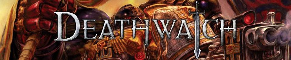 Deathwatch banner