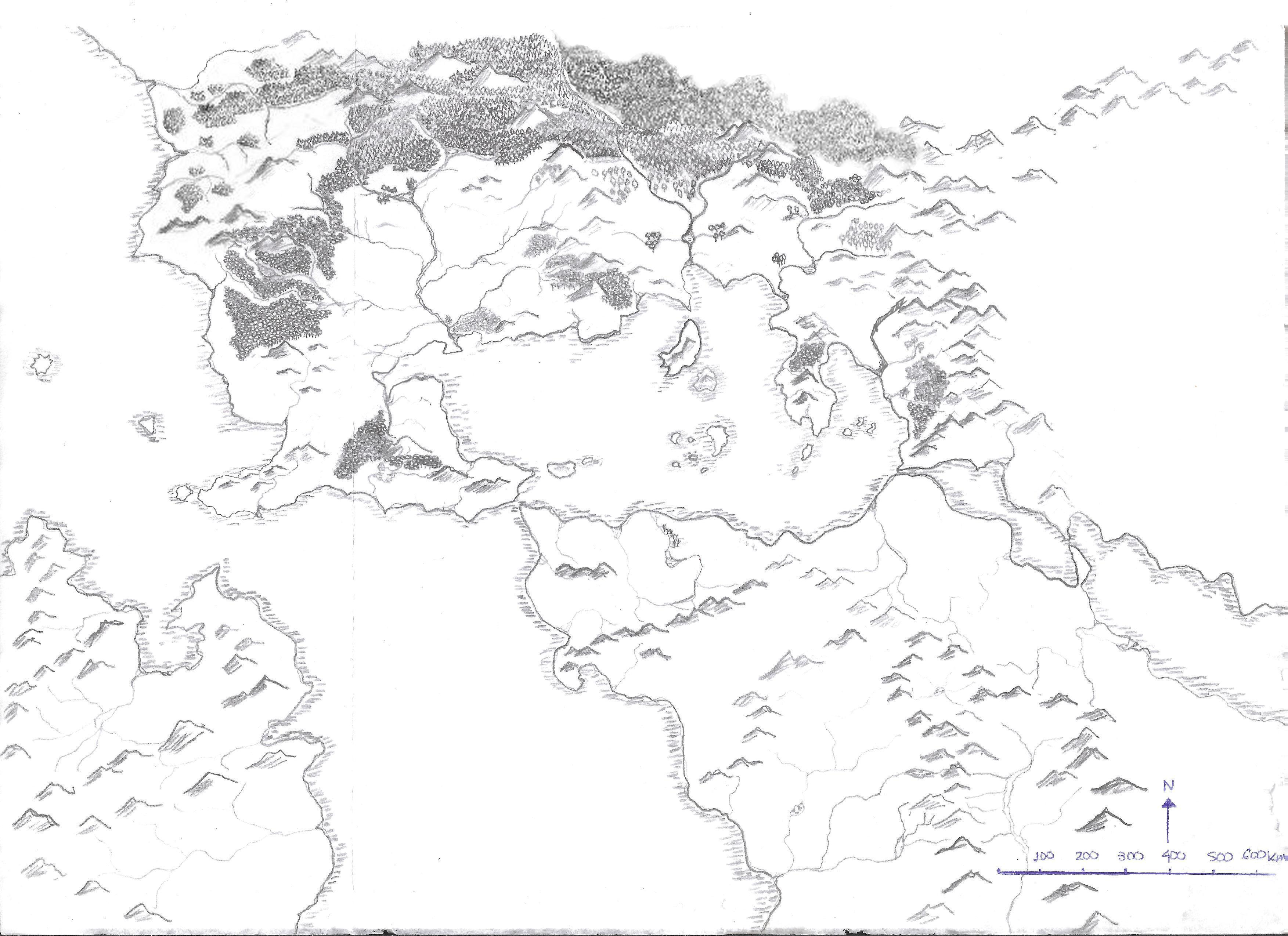 Map eleidfar osdringol halfres