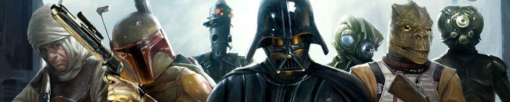 Star wars galaxies bounty hunters
