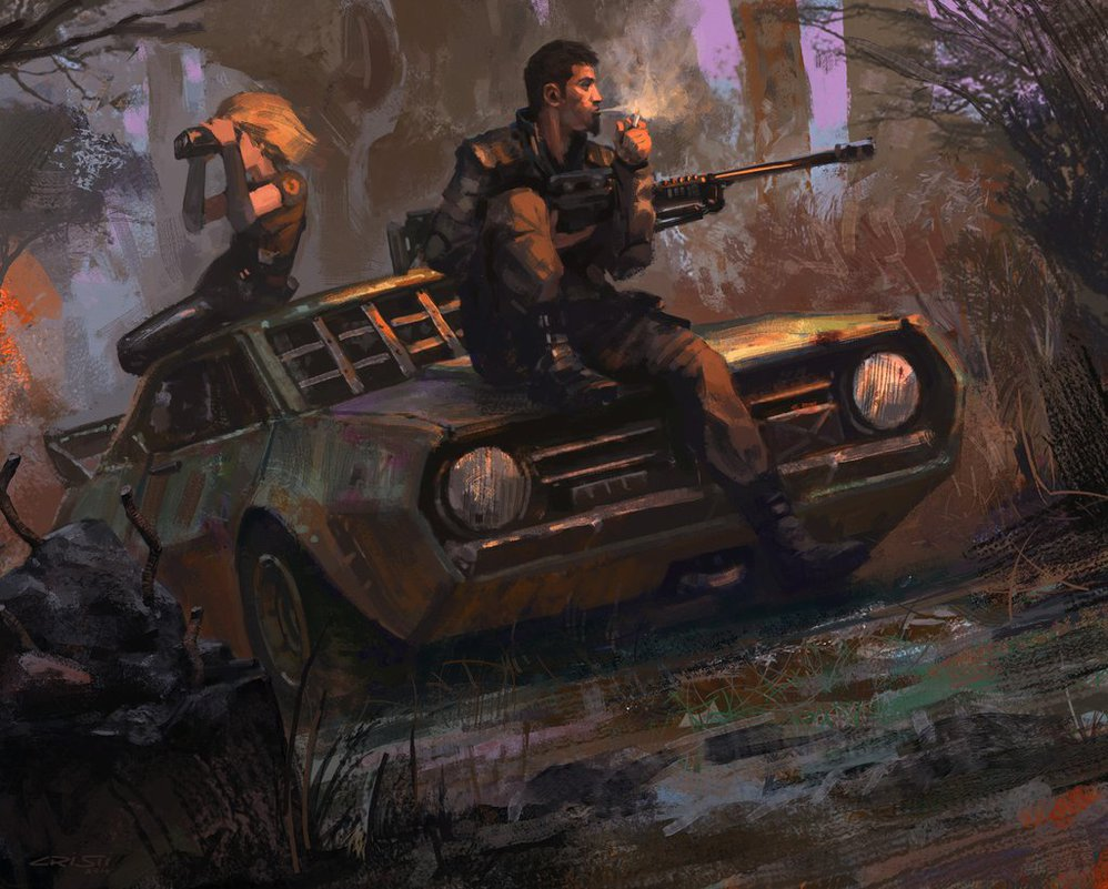 post_apocalyptic_smoke_break_by_cristi_b-d74co6r.jpg