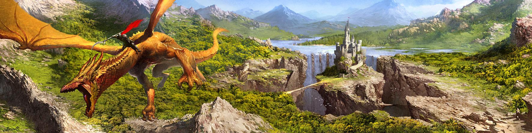 Dragonrider valley