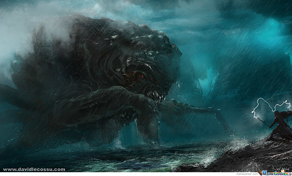 Epic sea monster o 2310883