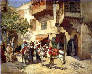 7-Bridgeman-Frederick-Arthur-Marketplace-in-North-Africa-classic-Arab.jpg
