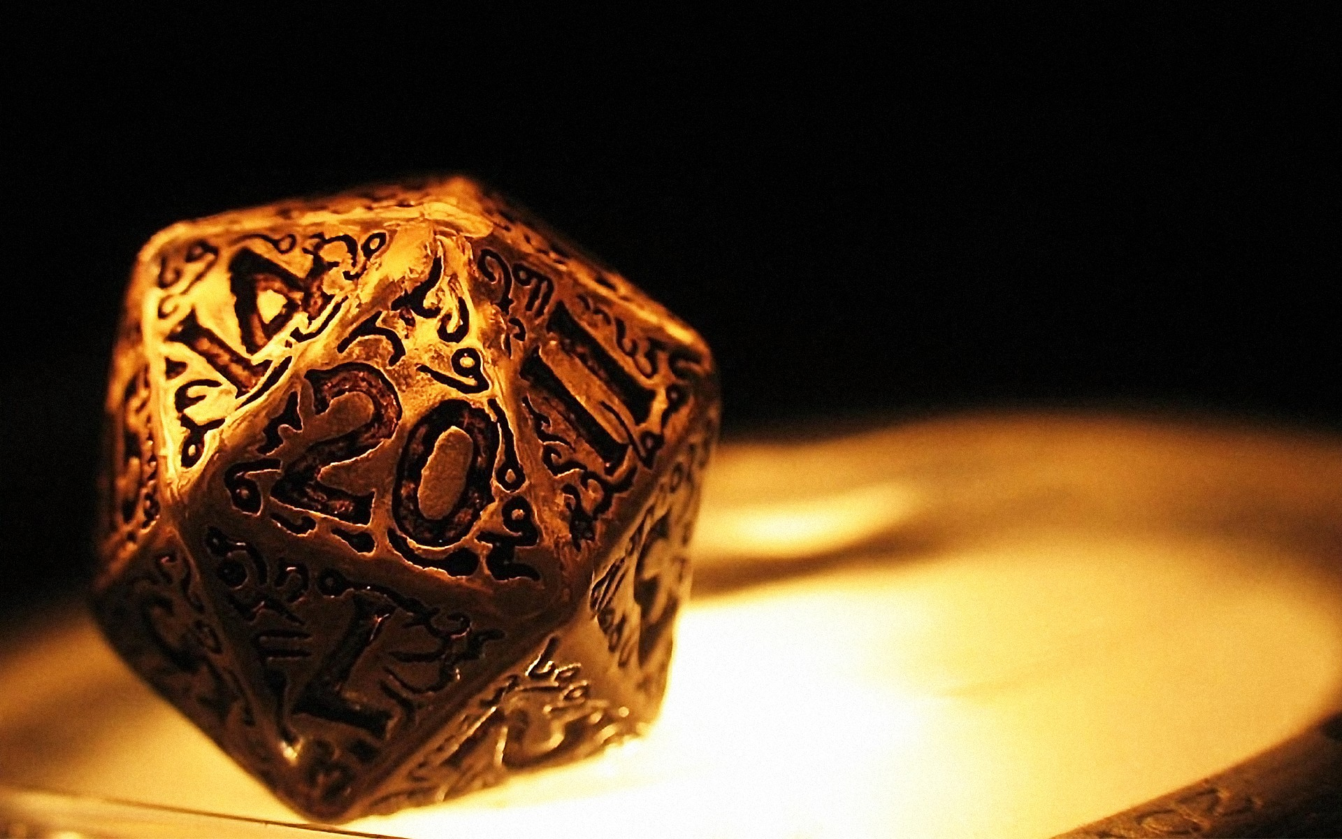 Geek dice nerd gold dnd ancient dungeons and dragons board games games 20 sided die hd wallpapers