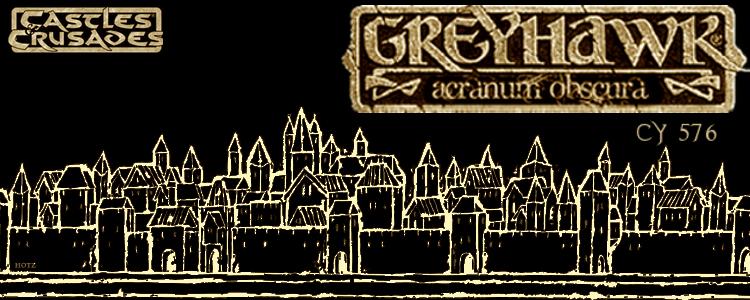 Greyhawk banner 8