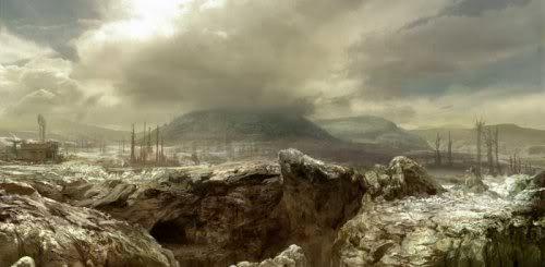 Fallout desert
