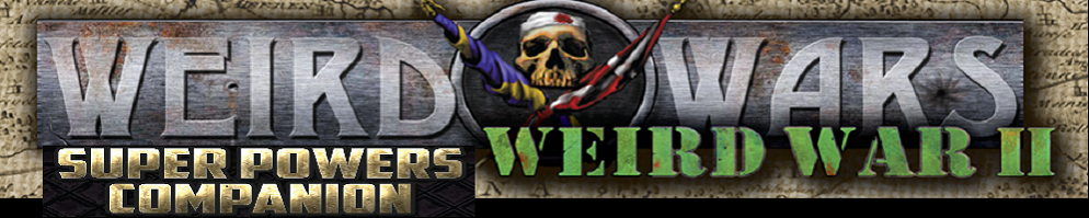 Ww2 supers banner