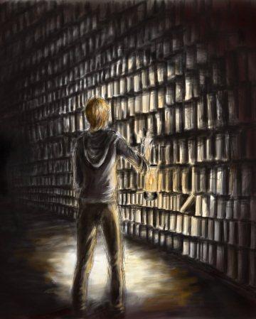 The inheritance that lay behind the vault door...
