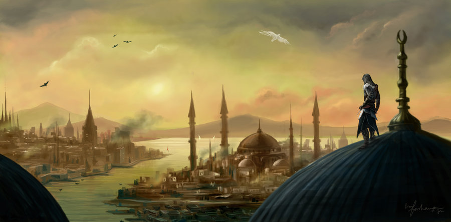 Constantinople by dewmanna d4j2q2d
