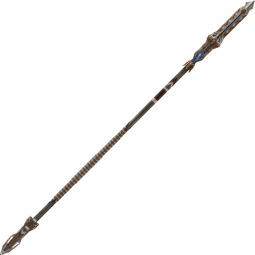 Double Tipped Spear | The Great Wastes of Haradrim