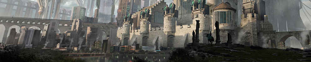 Cyber punk castle by gunsbins d5yaa1r trimmed