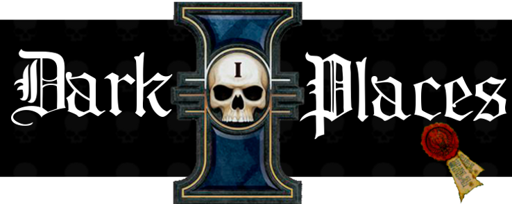 Dark places logo
