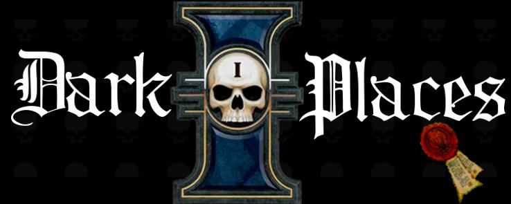 Dark places logo