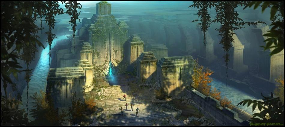 Zelmira s temple