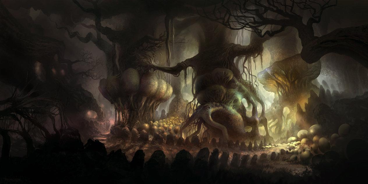 Mystical woods by ferdinandladera d6q2wbb