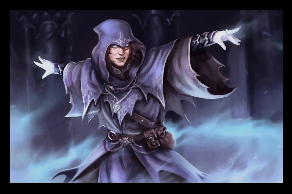 Shadow Sorcerer | Merovia | Obsidian Portal