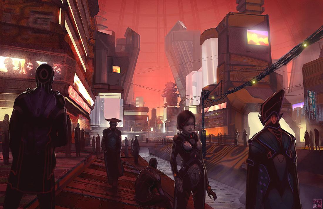 Martianstreet hideyoshi