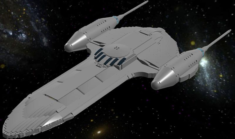Naboo royal starship 01