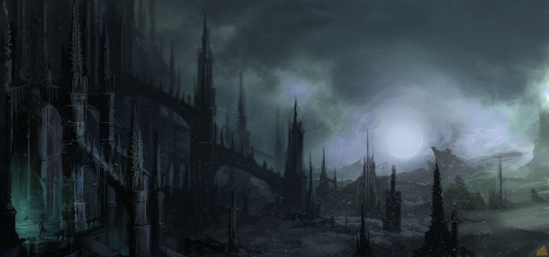 Castlevania concept art