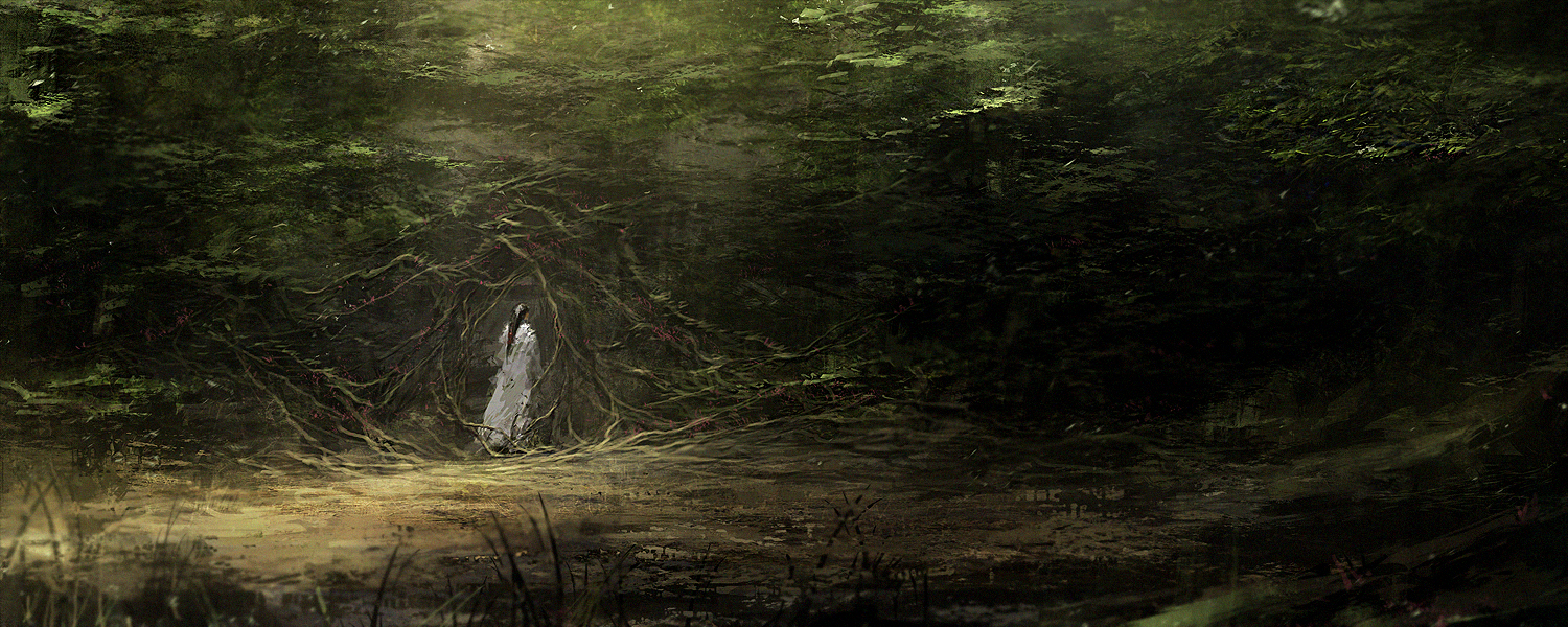 Into the forest by chriscold d6ew0fi