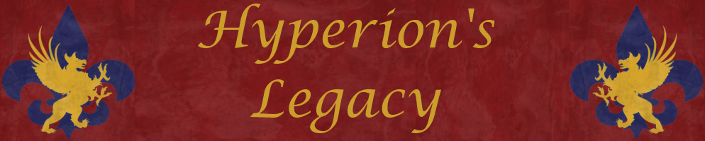 Hyperion s legacy banner