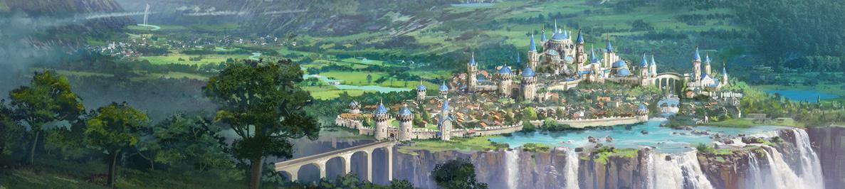 Illumian city banner