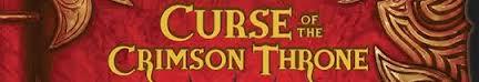 Crimson banner