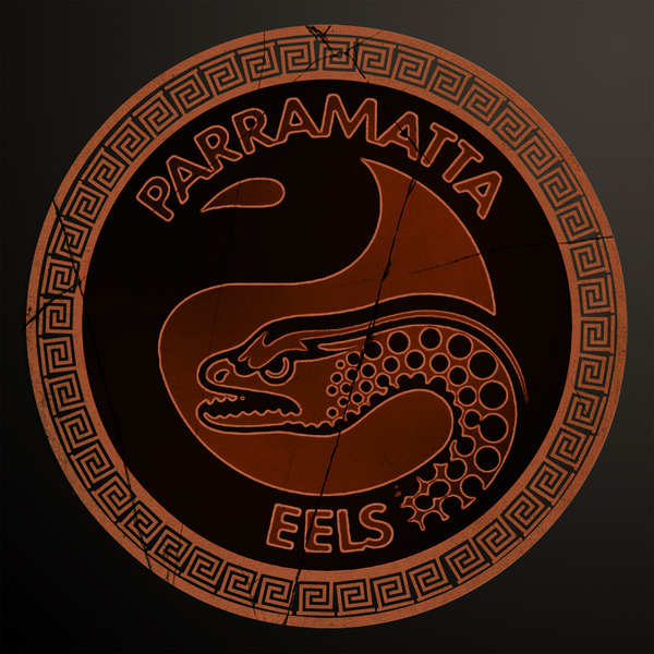 Parramattaeelsgreekshieldlogo1980version