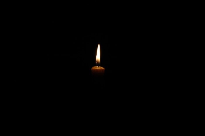 Candleinthedark  saeedbabaeizadeh