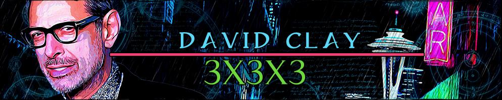 David Clay 3x3x3