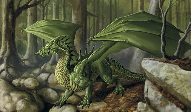 Green dragon   lars grant west