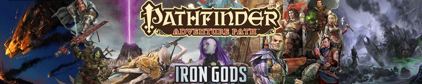 Iron gods banner 3