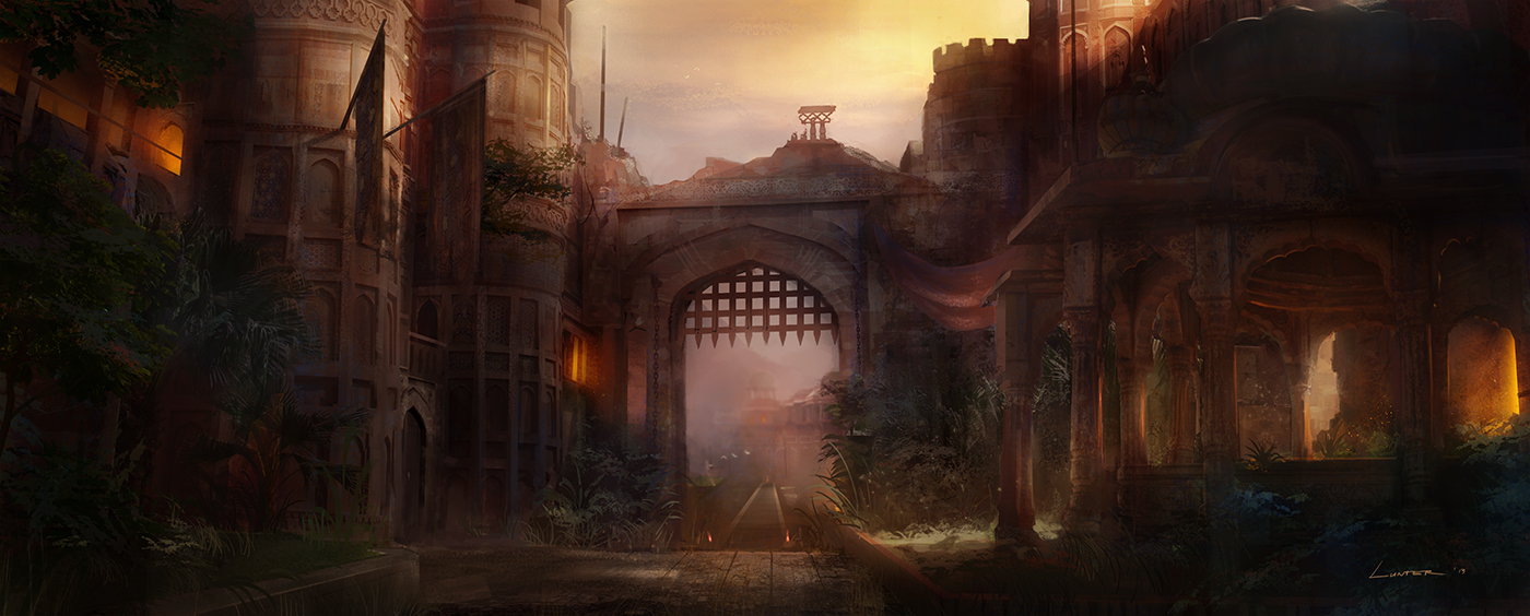 Gate by tituslunter d5sbrx9