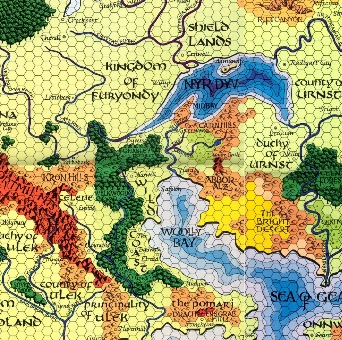 Darlenemapsection greyhawk 1200