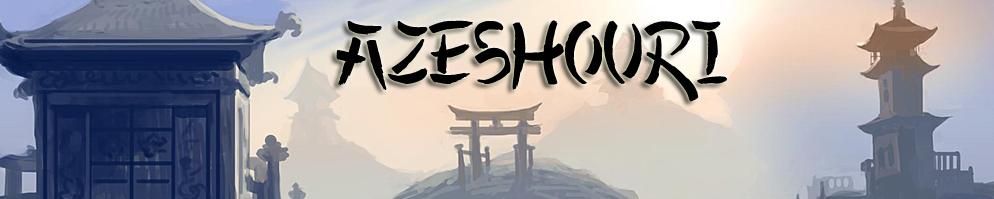 Azeshouri banner