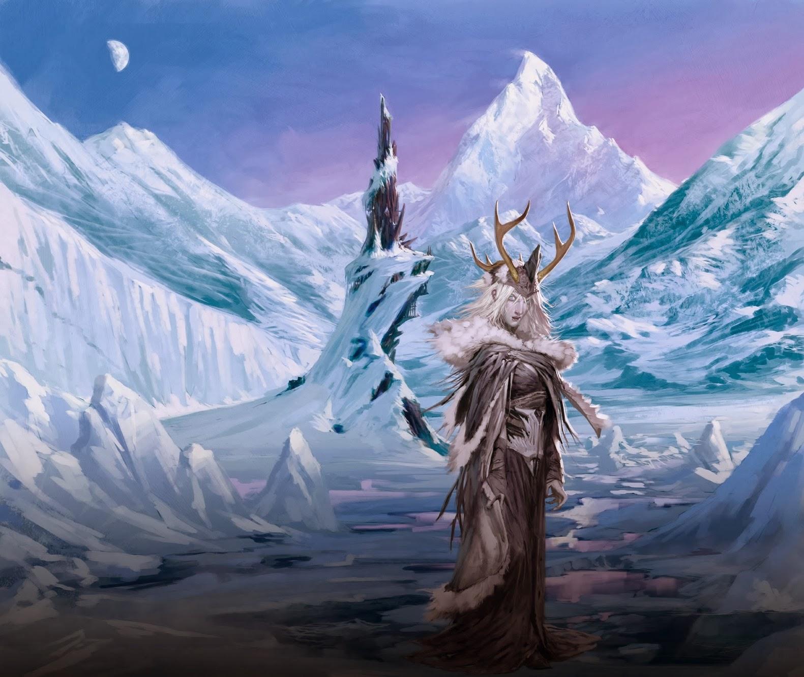 Background crystalshard