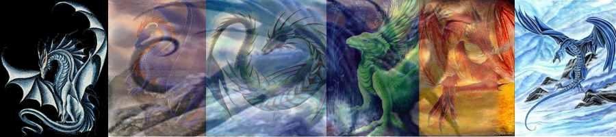 Dragon banner