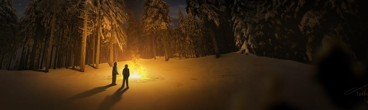Campfire wide