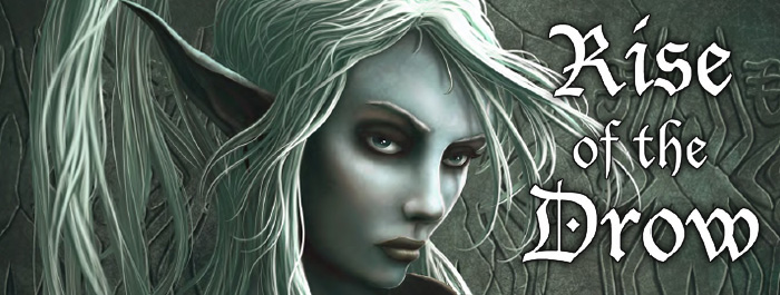 Rise of the drow banner