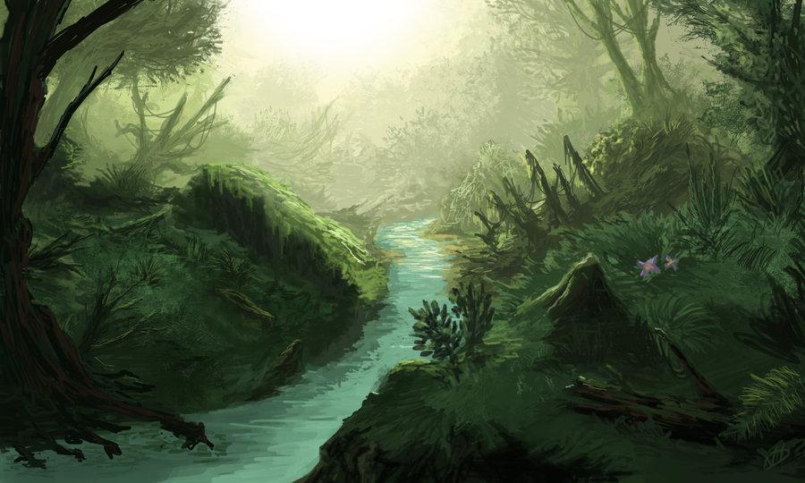 Jungle river by nielshoyle dodson d3awrbi