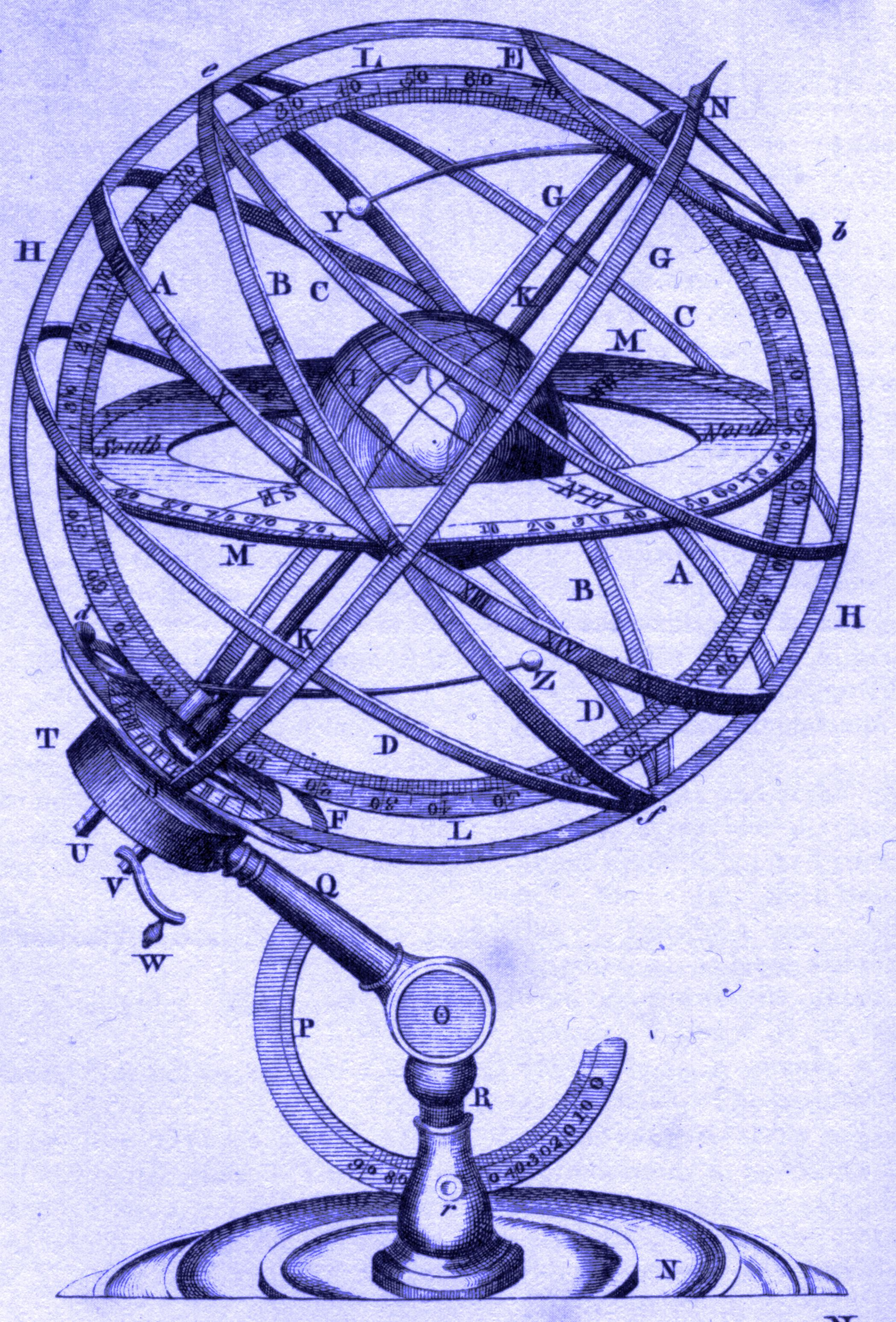 Armillary sphere bl