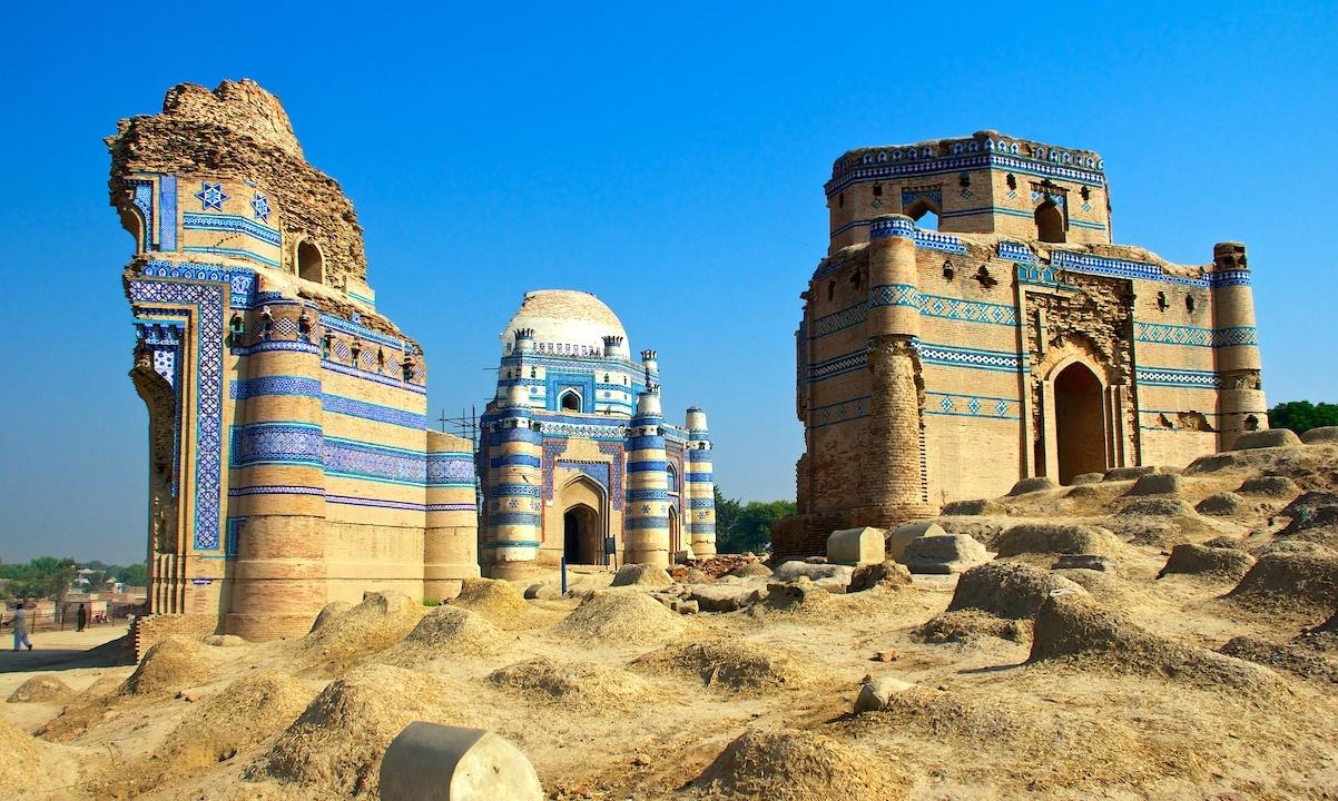 Desert of thar  003   ruins