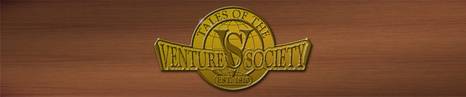 Tales of the venture society banner for op