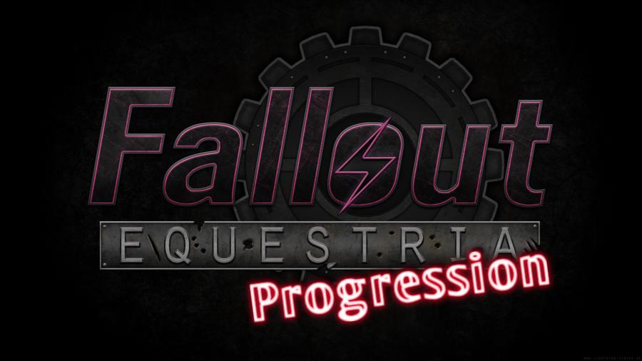 Fallout equestria progression