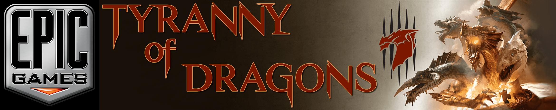 Tyrannyofdragons logo